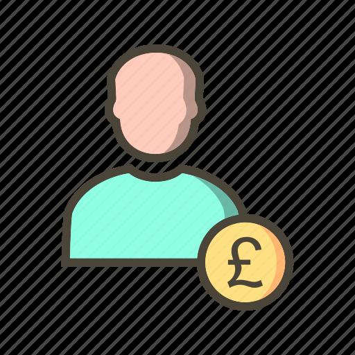 avatar, pound, profile, user icon