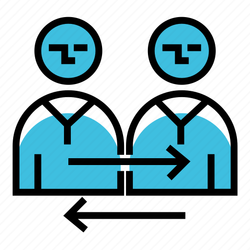 business, group, marketing, people, switch, user, users icon