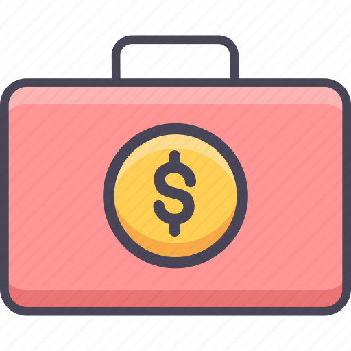 bag, bank, banking, credit, dollar, financial, money icon
