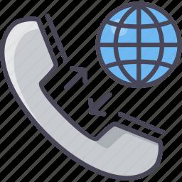 call, center, contact, help, helpline, hotline, service icon