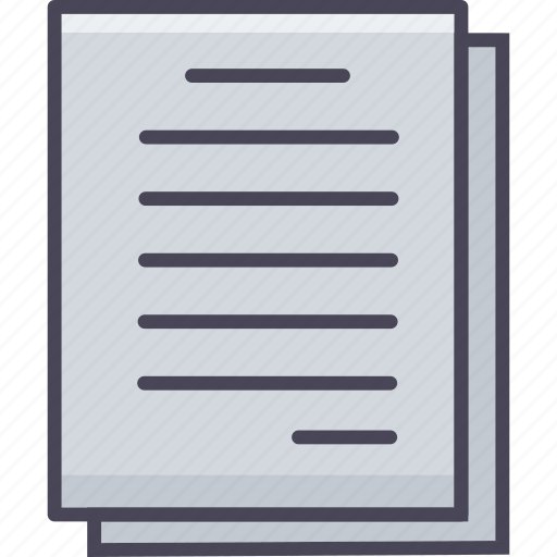 agreement, document, documents, format, page, paper, sheet icon