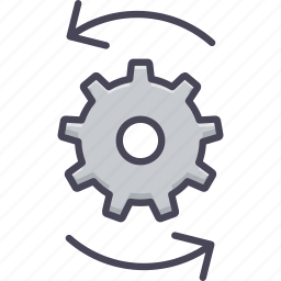 business, office, options, process, processing, structure, work icon