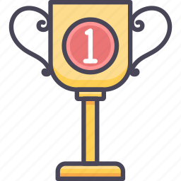 achievement, award, cricket, cup, prize, trophy, winner icon