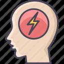 brainwash, brainstorming, business, light, mind, minded, thinking