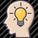 bulb, generate, idea, battery, charging, energy, light