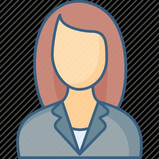 Businesswomen, avatar, business, businesswoman, management, manager icon - Download on Iconfinder