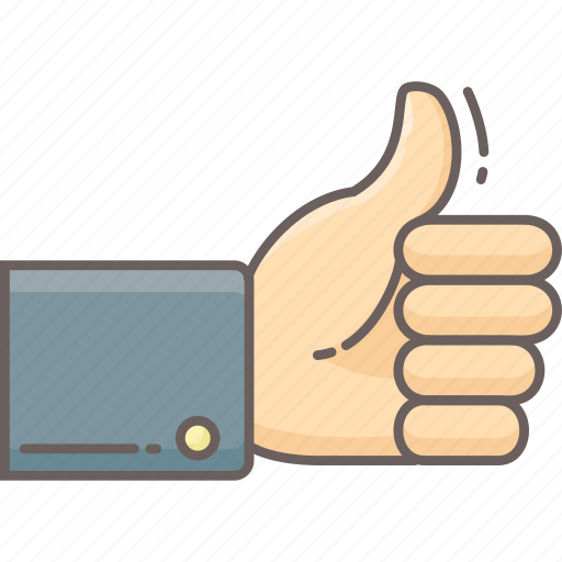 Favorite, like, thumbs up, favorites, favourite, love icon - Download on Iconfinder