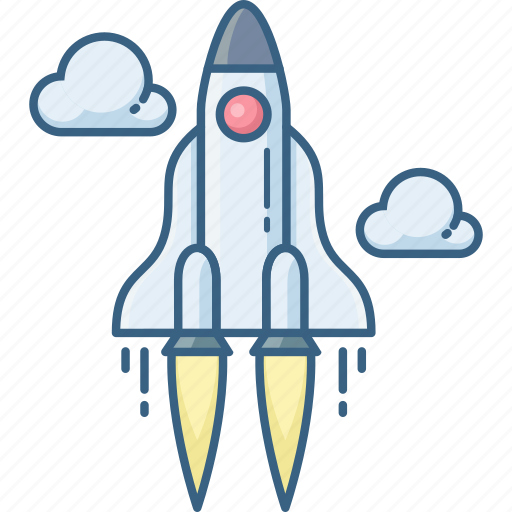 Launch, rocket icon - Download on Iconfinder on Iconfinder