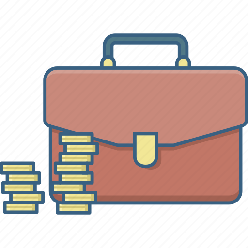 Bag, coins, currency, money, business, finance, payment icon - Download on Iconfinder