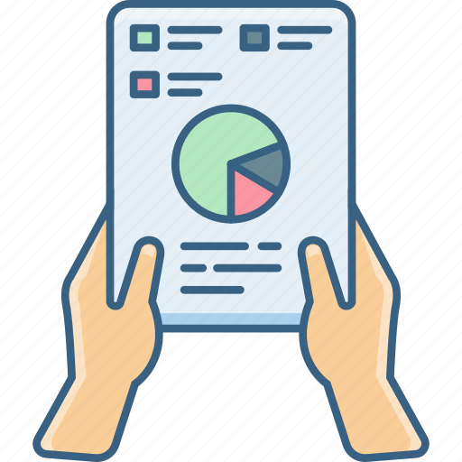 analytics, chart, graph, plan, report, statistics icon