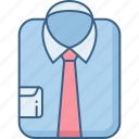 office, shirt icon