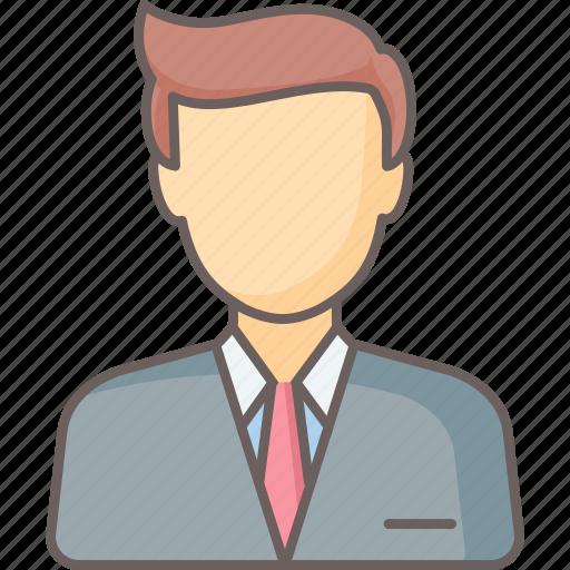 Businessman, man, avatar, profile, user icon - Download on Iconfinder