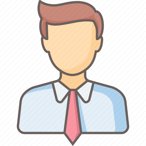 Executive, male, business, man, office icon - Download on Iconfinder
