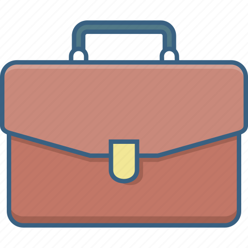 bag, business, finance, suitcase icon