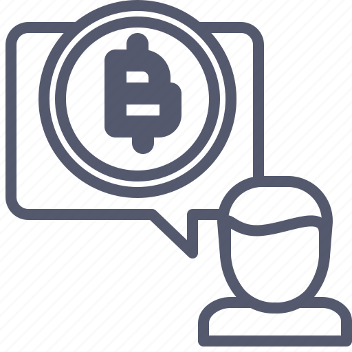 bitcoin, chat, crypto, group, message, strategy icon