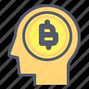 bitcoin, brain, crypto, human, market
