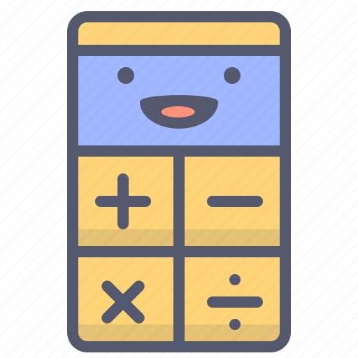 bank, calculation, calculator, finance, numbers icon