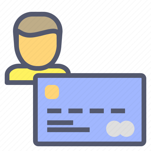 bank, card, contactless, digital, front, payment icon