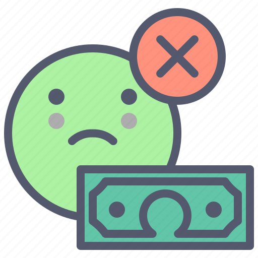 Deny, dollar, grow, money, sum, target, wealth icon - Download on Iconfinder