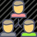 brainstorm, meeting, partners, team, users