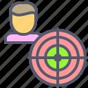 investment, learner, precise, target, user