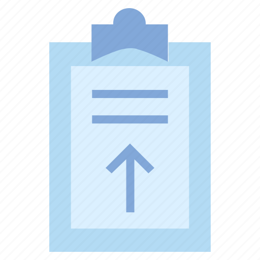 business, business & finance, clipboard, document, office, paper icon