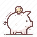 money, pig, piggy bank, savings