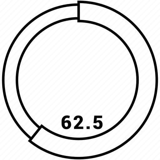 analytics, chart, diagram, graph, infographic icon