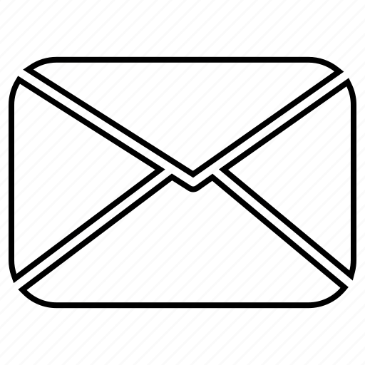 email, envelope, letter, mail, message, newsletter icon