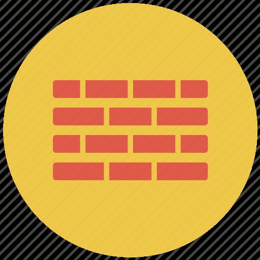 brick, wall icon