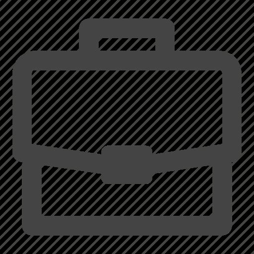 bag, business, hand bag, job icon