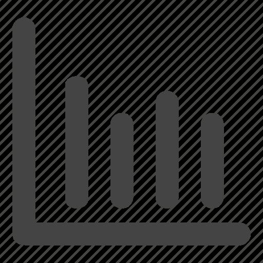 analytics, chart, finance, graph, statistic graphic, statistics icon