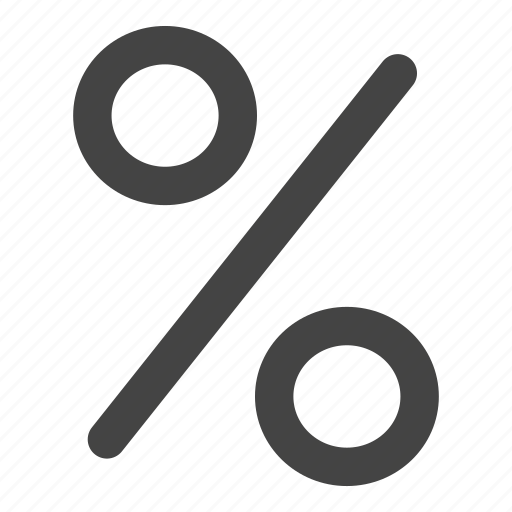 Percent, discount, percentage icon - Download on Iconfinder