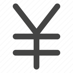cash, currency, financial, money, yen icon
