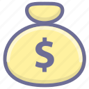 balance, budget, business, finance, money icon