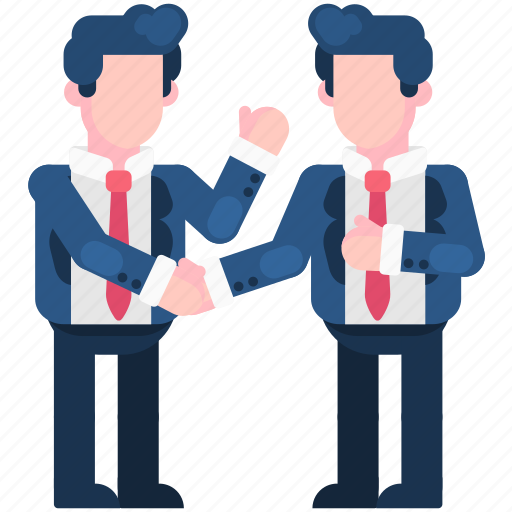 business, businessman, character, collaboration, cooperation, deal, finance icon