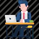 business, employe, finance, labtob, sit, work, working