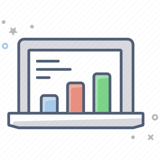 analytics, bar, business, chart, finance, graph, seo icon