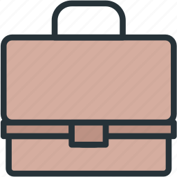 business, case, finance, office, work icon