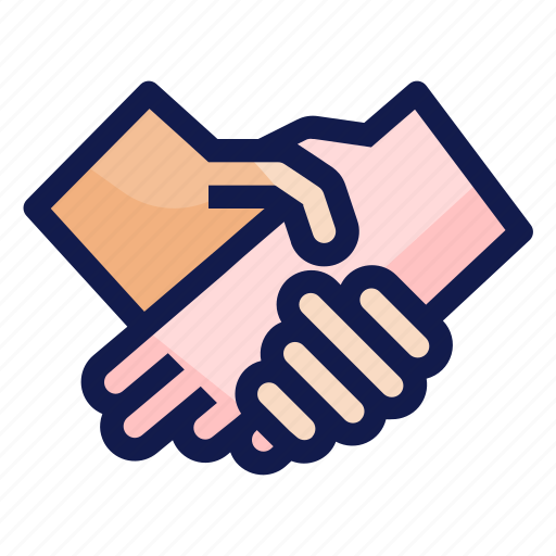 agreement, business, contract, hands, handshake, management, partnership icon