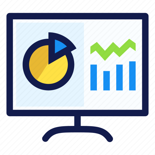 analytics, business, chart, diagram, finance, graph, marketing icon