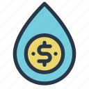 business, donation, finance, funding, fundrising, money icon