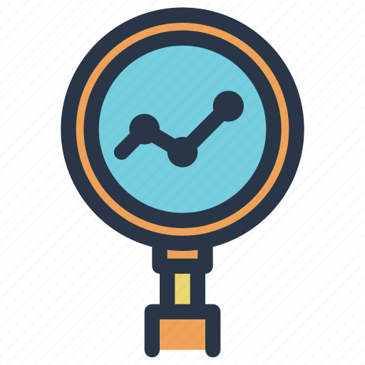 analysis, analytic, business, finance, market, research icon