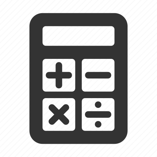 accounting, business, calculator, finance, mathematics icon