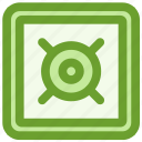bank, busines, finance, safe, vault icon