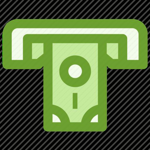 atm, business, cash, finance icon