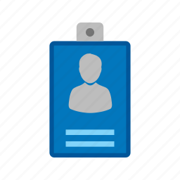 badge, card, cards, identity, label, name, tag icon