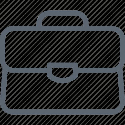 brief, business, case, document, siute icon
