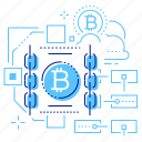 bitcoin, blockchain, finance, cryptocurrency