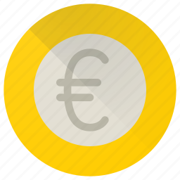 cash, coin, currency, euro, finance, money, payment icon